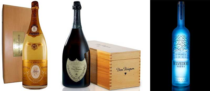 Bottiglia da 6 litri mathusalem champagne vino e vodka led for Bottiglia in francese