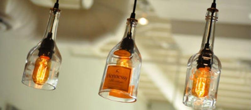 Tagliare Bottiglie Di Vetro.Come Tagliare Una Bottiglia Di Vetro Artigianalmente Senza