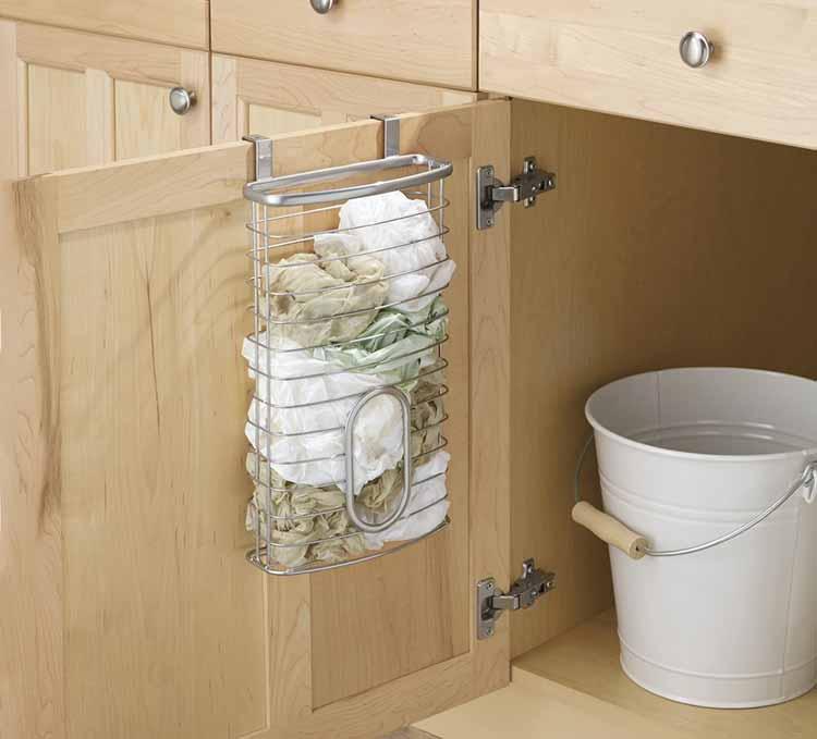 Porta buste di plastica classici e design i sacchetti - Porta sacchetti plastica ...