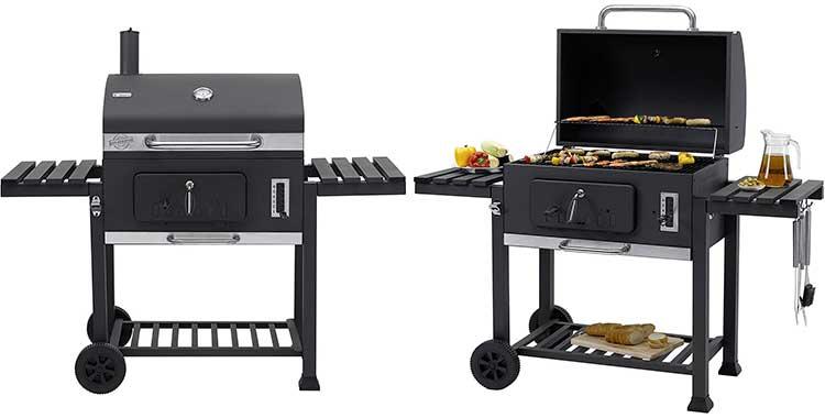 Barbecue Moderni Da Giardino: I Migliori BBQ Per Cuocere Alla Griglia