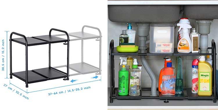Porta detersivi cucina e da bagno i migliori 5 modelli universali - Mobile porta detersivi ...