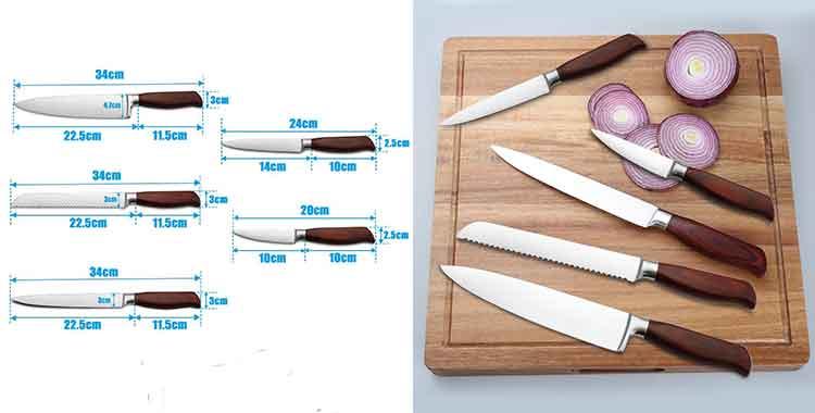 Migliori cucine qualit prezzo fabulous coltelli da cucina with cucine miglior rapporto qualit - I migliori coltelli da cucina ...